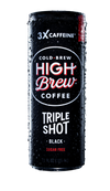 Black Triple Shot