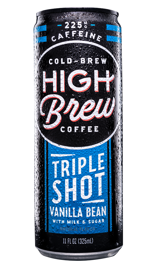 Vanilla Bean Triple Shot