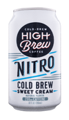 Nitro Sweet Cream Cold Brew