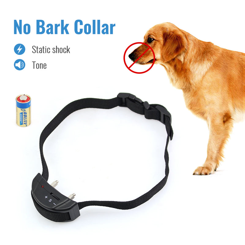 Petrainer PET852 Not Bark Collar