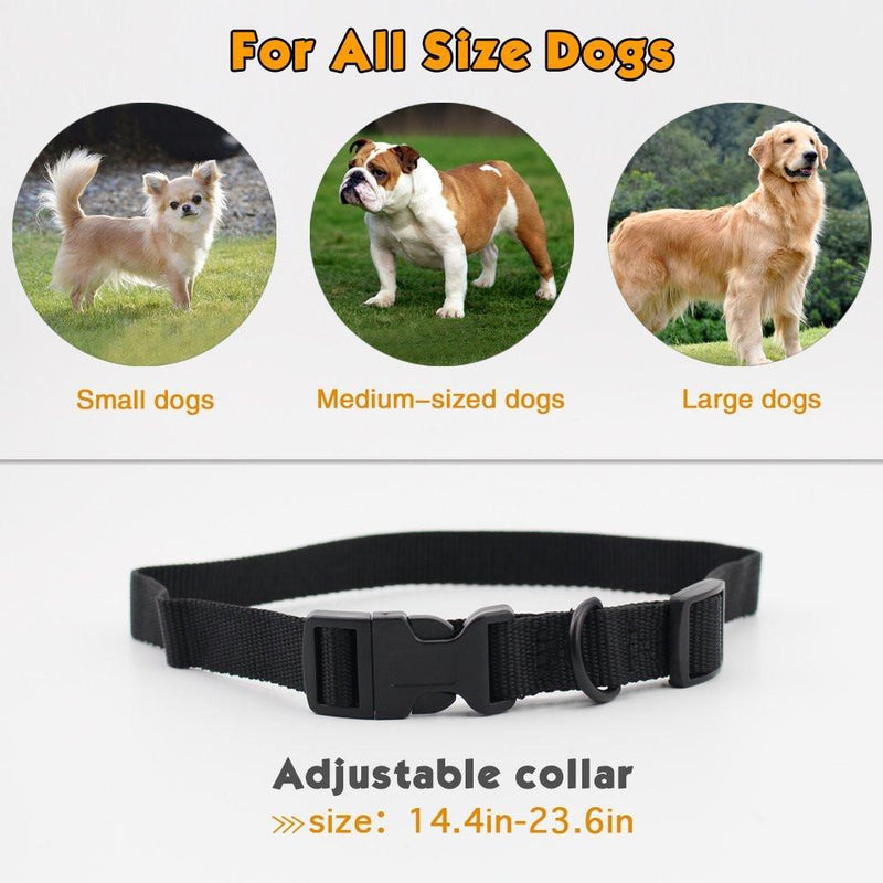 Petrainer PET998DRU Collar Size