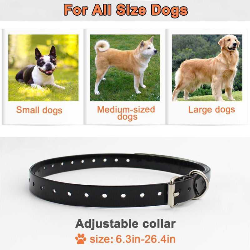 IPets PET619S-1 - adjustable collar