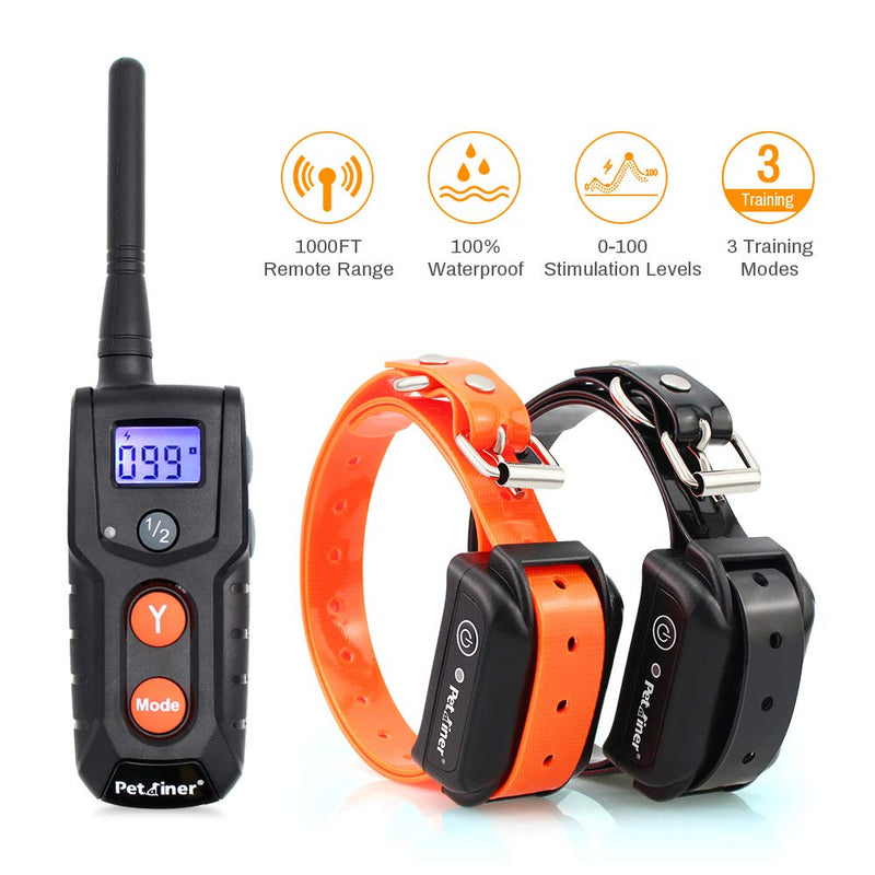 Petrainer PET916-2 E-Collar