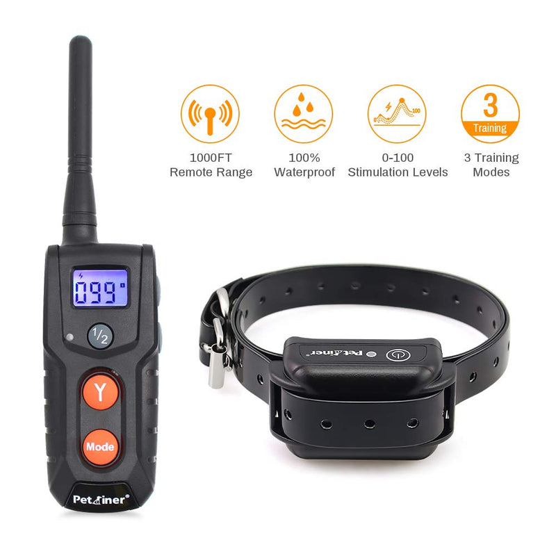 Petrainer PET916 E-Collar