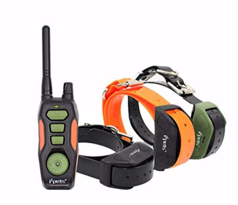 IPets PET618-3 E-Collar Shock Collar System