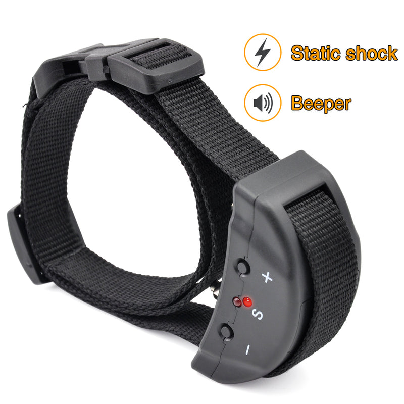 Petrainer PET853-2 No Bark StopBark  Collar