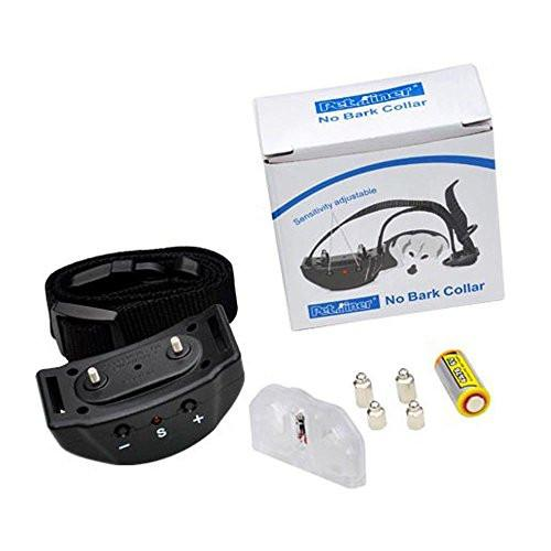 Petrainer PET853 Bark Collar Packaging Contents