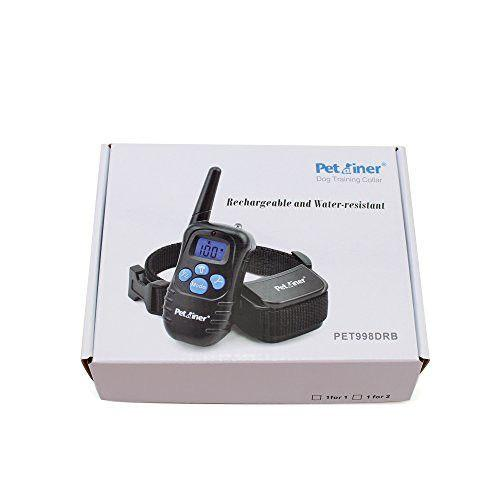 Petrainer PET998DRB2 E-Collar Package Box
