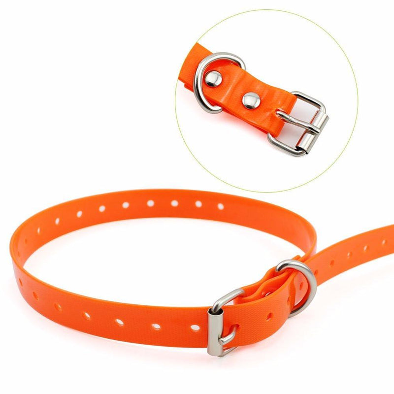 Petrainer Orange Collar Strap