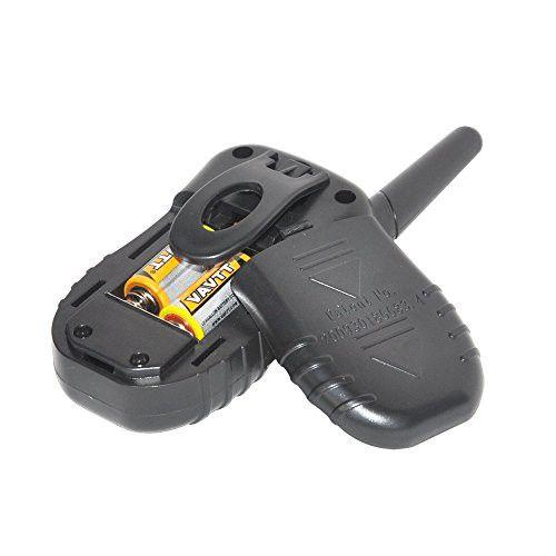 Petrainer PET998D1 E-Collar Remote Transmitter Back Cover Removed