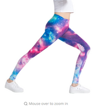 Leggings Fitness Women Leggings Space Galaxy Printing leggins High Waist Pants Female Quick Dry Trousers WAIBO BEAR