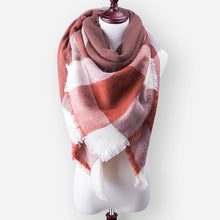 New Fashion Brand Winter Scarf For Women Scarf 140cm*140cm*210cm Large Luxury Women Scarf Warm Cashmere Shawls and Scarves