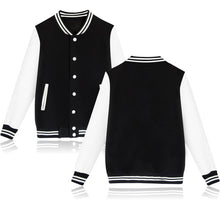 LUCKYFRIDAYF New Kpop Baseball Jacket Women College Jacket Fashion Hoodies Sweatshirt Woman Coat Fashion New Hoodies Sweatshirt