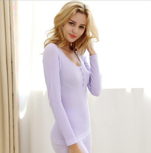 ChenKe Pajamas Sets  Solid Color Temptation Generation Women's Long Sleepwear Suit Camisole Home Women