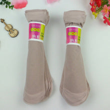 20 pcs /lot Women Summer Socks Women Crystal Short Socks For Woman Female Elastic Nylon Socks & Hosiery