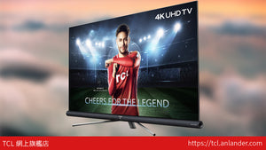 TCL C6 4K UHD 超高清 Android TV 智能電視 - 55吋 (C6US)