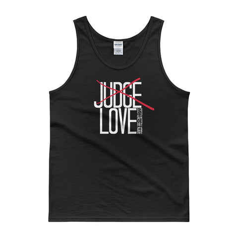 """Love"" Mens Tank Top"