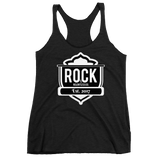 """Rock Relentless"" Women's Racerback Tank"