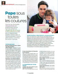 Superbe article dans le magazine Magic Maman