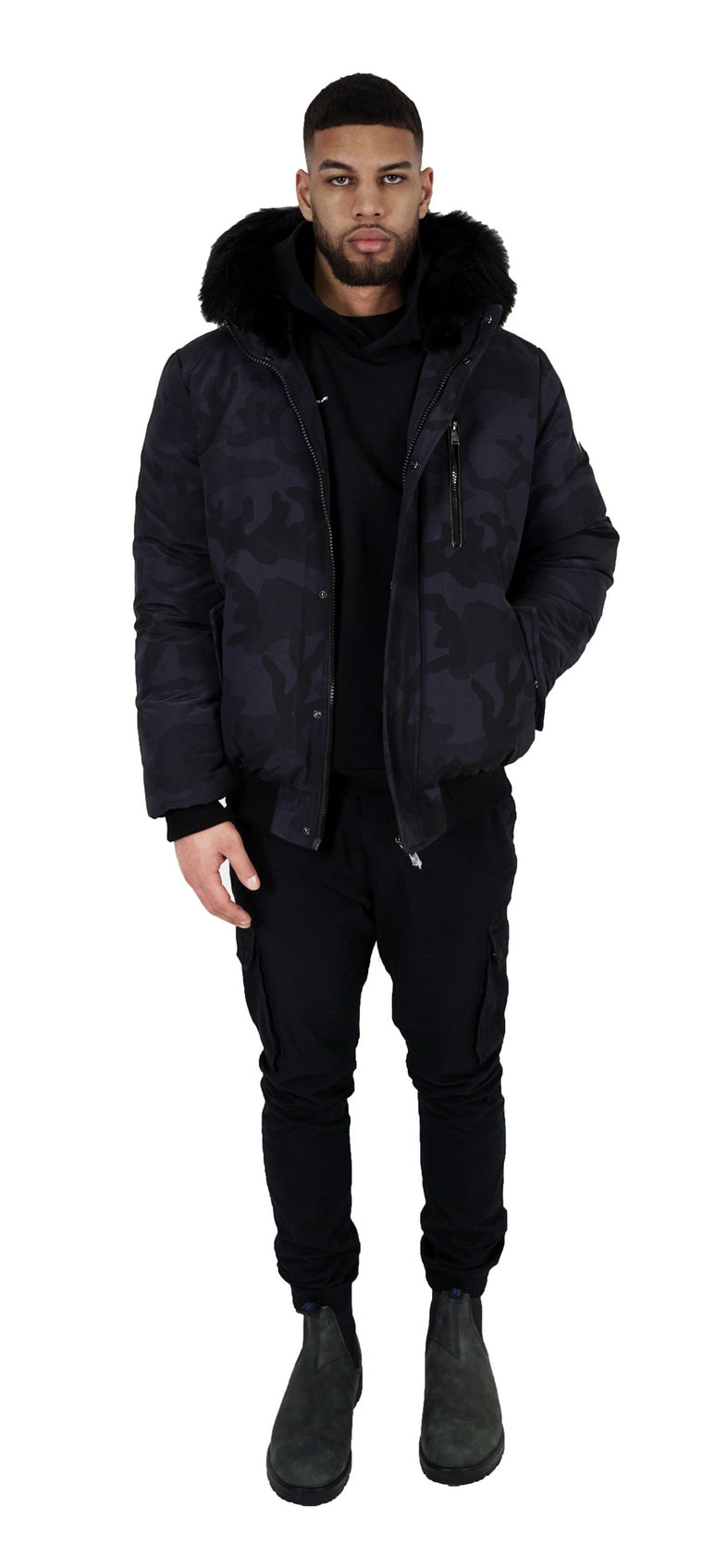 PHILIP | Navy Camo