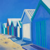 Brisbane Bath Houses, Beach Cottages #2, Fine Art Archival Print
