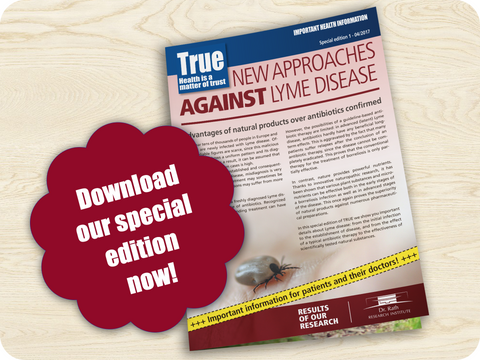 TRUE: New Approaches Against Lyme Disease