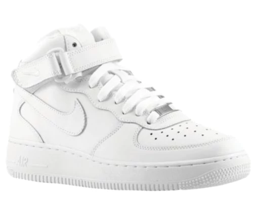 3fe07cad9229 NIKE AIR FORCE 1 MID - BOYS  GRADE SCHOOL