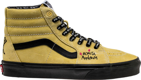 c4eda41f91 VANS X A TRIBE CALLED QUEST TWO TRIBES UNITE MENS SKATEBOARDING SHOE  (YELLOW/BLACK)