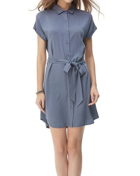 Flirty Francis Ruffle Dress