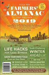 Farmers' Almanac Hole Used to Hang in Outhouse