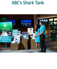 Pristine Sprays on ABC's Shark Tank