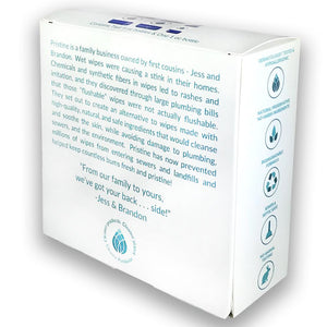 Pristine ToiletPaper Spray, Holiday Potty Pack gift box, toilet, holiday gift idea