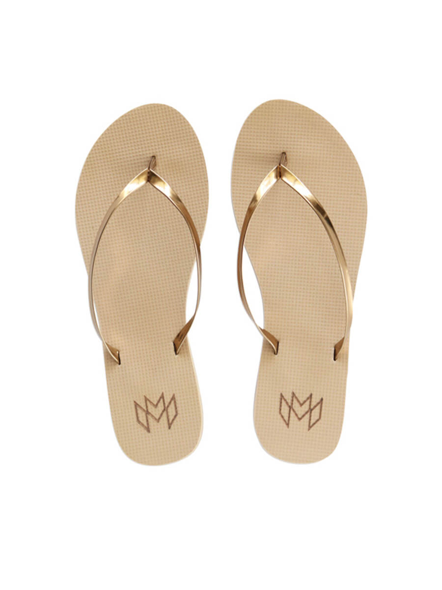 Malvados Lux Sandals Guilded
