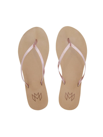 Malvados Lux Taupless Sandals
