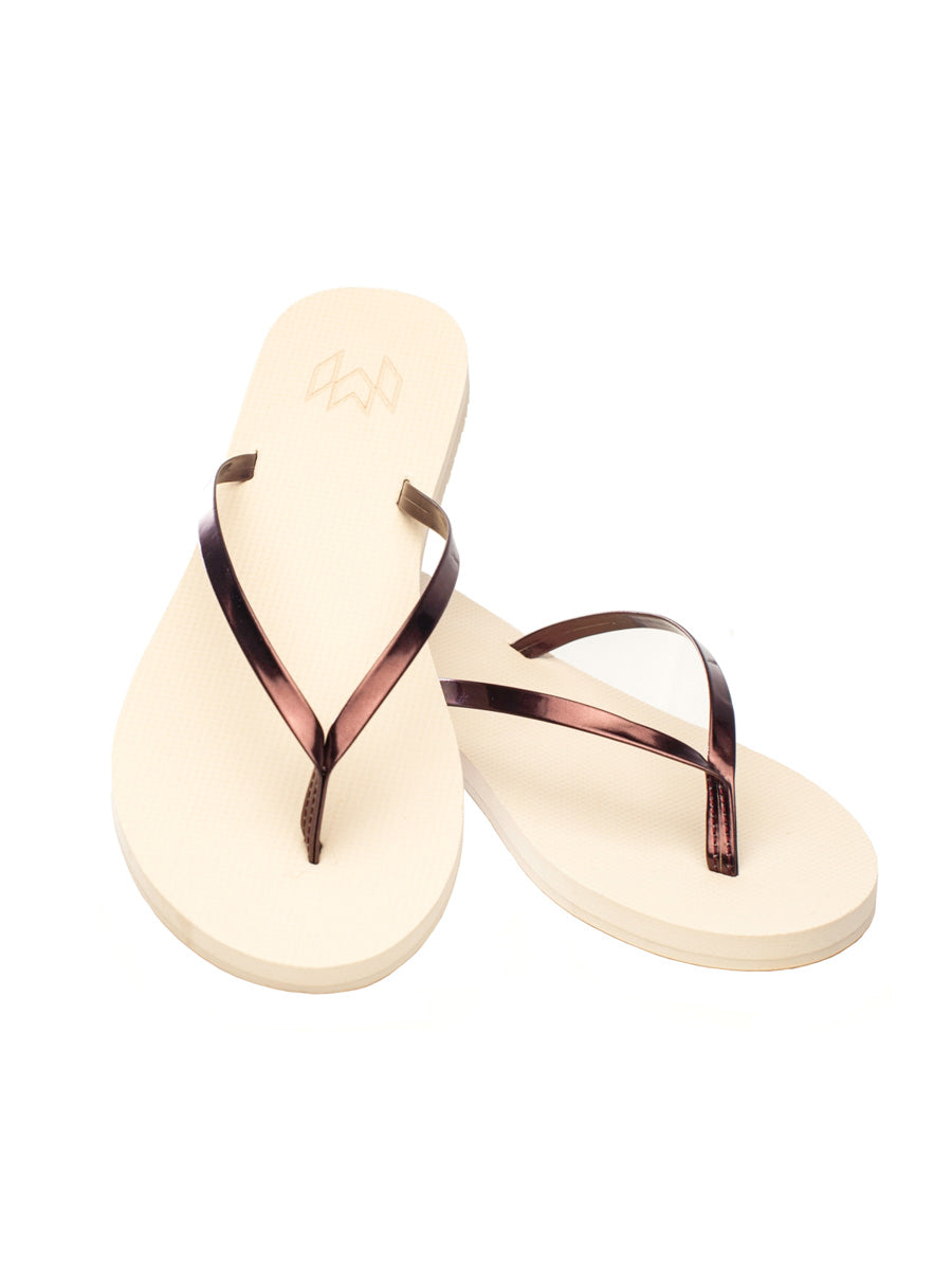 Malvados Lux Irish Coffee Sandals