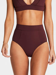 Vitamin A Elena Bottom Sangria Bodysculpt, view 1, click to see full size