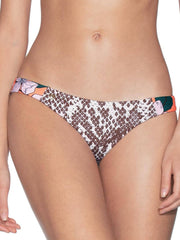 Maaji Poppy Flirt Cheeky Cut Bottom, view 3, click to see full size
