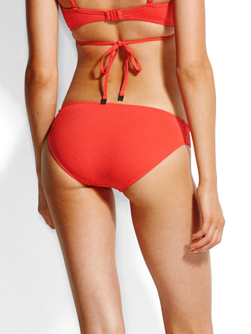 Seafolly Seafolly Quilted Hipster Chilli