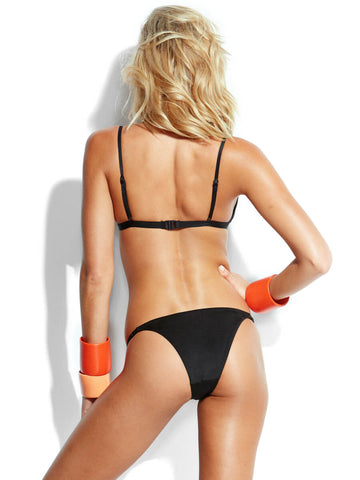 Seafolly Active Fixed Triangle Black