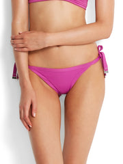 Seafolly Tie Side Brazilian Berry