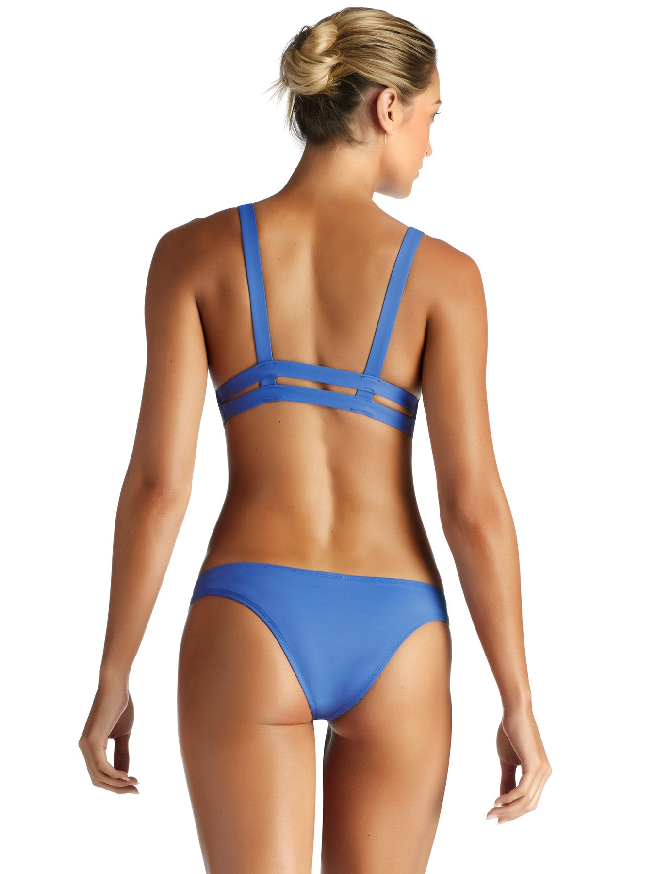 Vitamin A Neutra Bralette Beach Blue