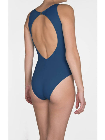 Shan One Piece Fashion Petrolium Blue