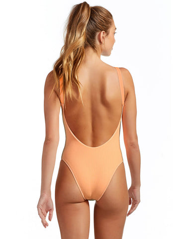 Vitamin A One Piece Leah Bodysuit Nectar RefreshRib