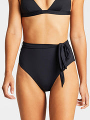 Vitamin A Lola Bottom Eco Black, view 1, click to see full size