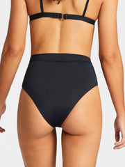Vitamin A Lola Bottom Eco Black, view 2, click to see full size