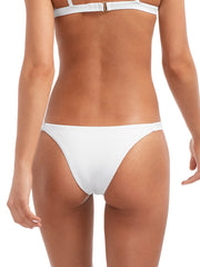 Vitamin A Carmen Teeny Bottom Eco White, view 2, click to see full size