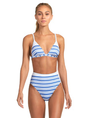 Vitamin A Moss Top Regatta Stripe, view 1, click to see full size