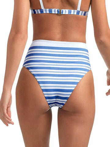 Vitamin A Lupe Bottom Regatta Stripe