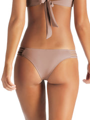 Vitamin A Jaydah Braid Teeny Pant U-Taupia