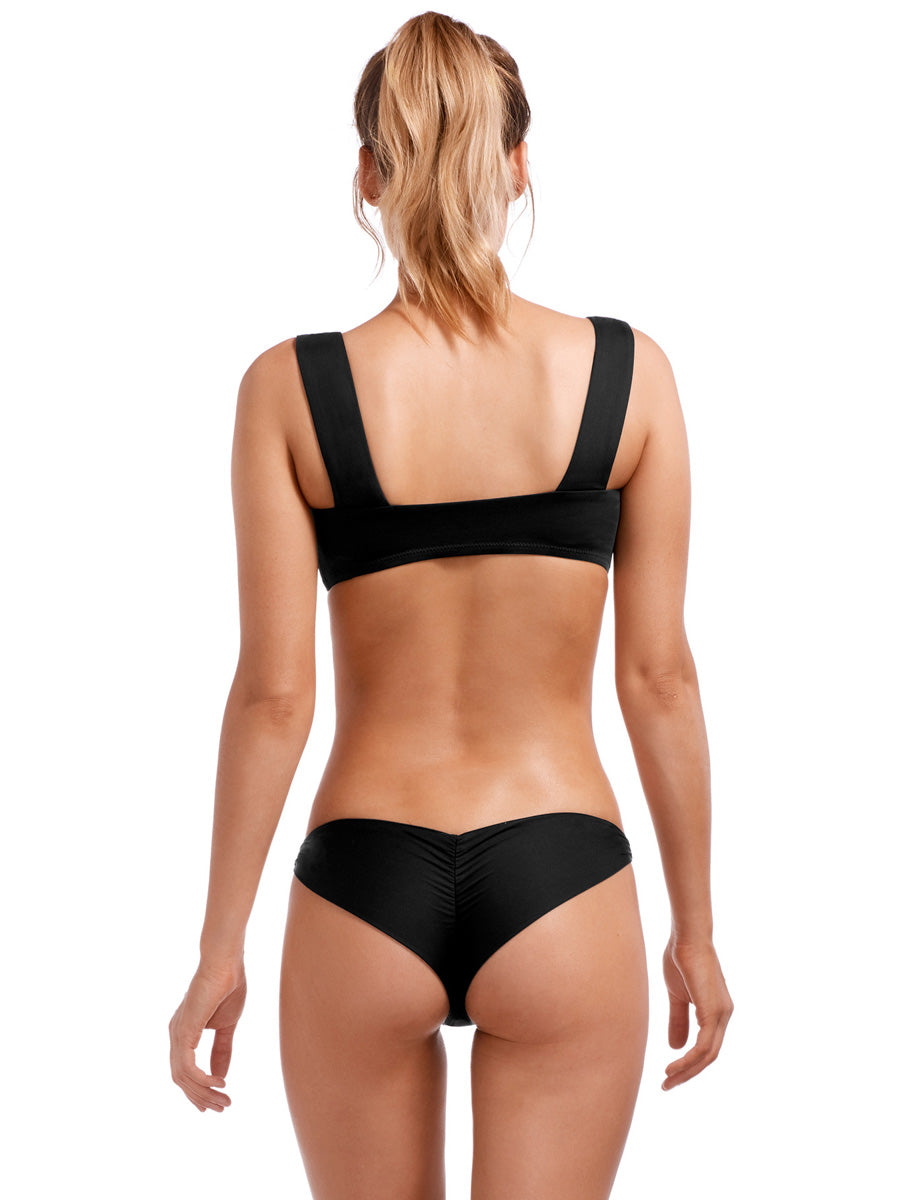 Vitamin A Venus Top Eco Black